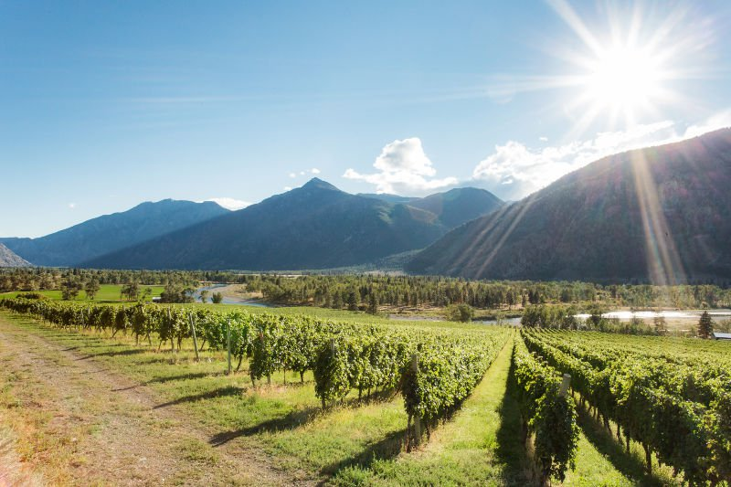 Similkameen Region