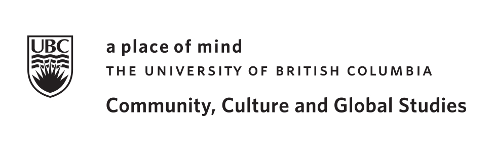 Department of Community, Culture and Global Studies logo